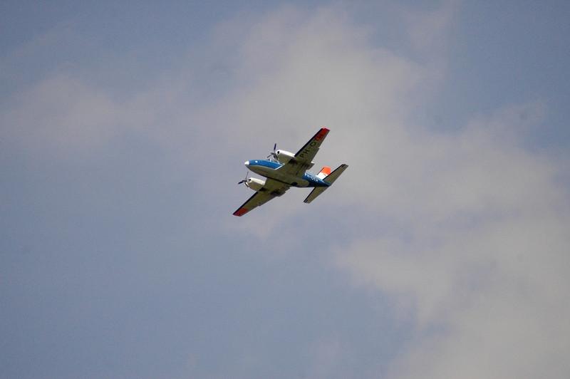 PA31 Photo mapping aircraft