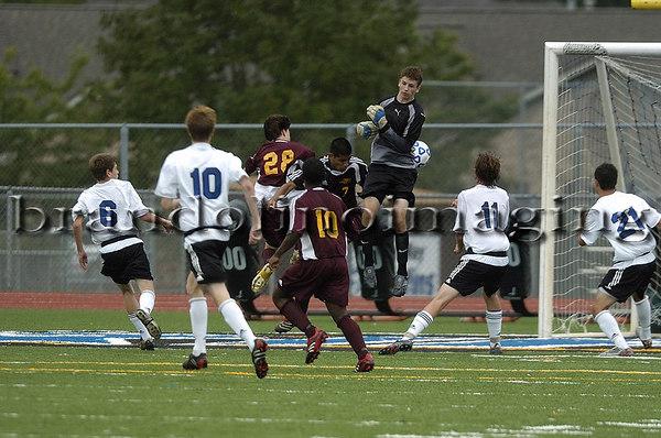 Lincoln-Way East Varsity Soccer (2006)