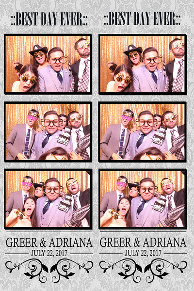 Adriana & Greer's Wedding  |  07.22.2017