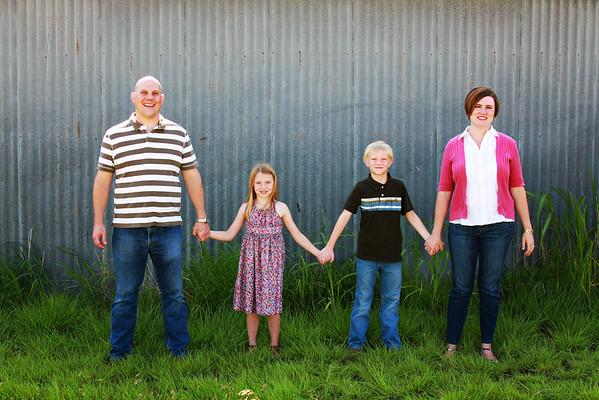 Hackett Family