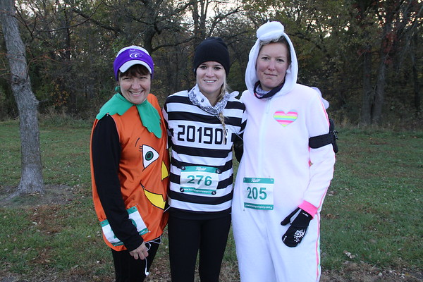 Mileage Monsters 5K 2019