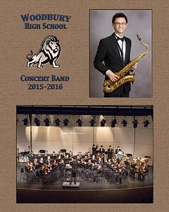 Woodbury HS Band Fundraiser (2015)