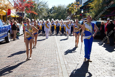 Champs Sports Bowl Parade and Battle of Bands - December 28, 2010