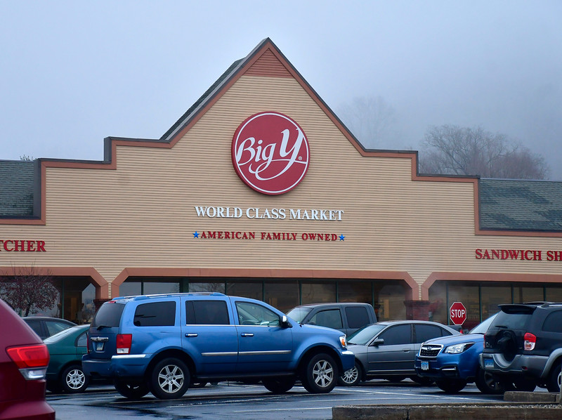 1/8/2019 Mike Orazzi | Staff Big Y in Plainville.
