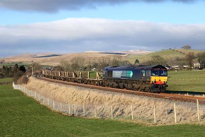Carnforth - Skipton and Blackburn