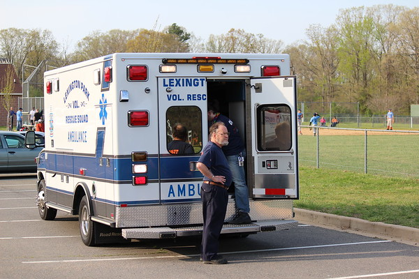 04/18/2011 - Young Child Injured at Lancaster Park