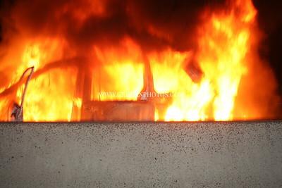 SSP Car Fire 12-28-11