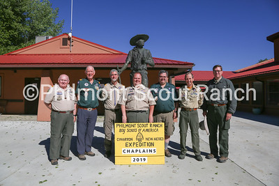 Base Camp Staff