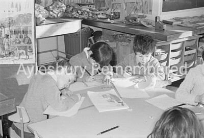 St Joseph's School, Jan 1976