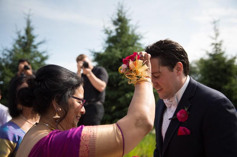 LeCapeWeddings Chicago Photographer - Renu and Ryan - Hilton Oakbrook Hills Indian Wedding -  536.jpg