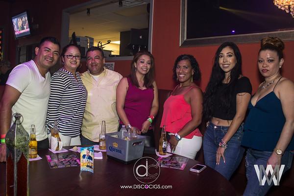 Sambuka Lounge Saturdays  9-16-17