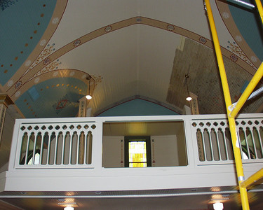 July 2005 Church Restoration