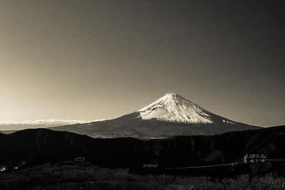 Fuji and Hakone