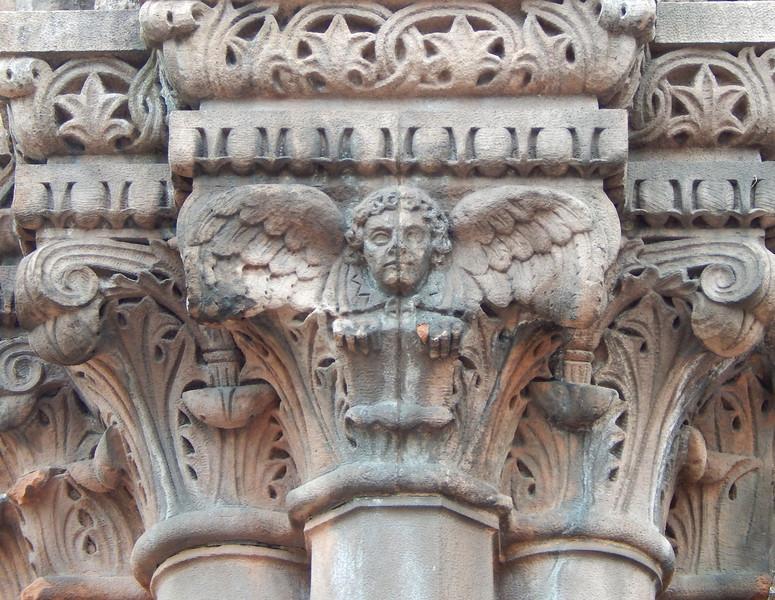 Trinity Porch Details 2