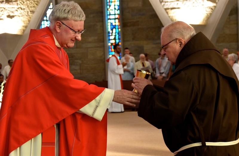 Fr. Jim and Fr. Steve