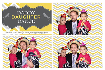 Daddy Daughter Dance 2/1/13