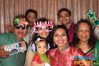 06/28/19 - Sapna's 40th Bollywood Bash