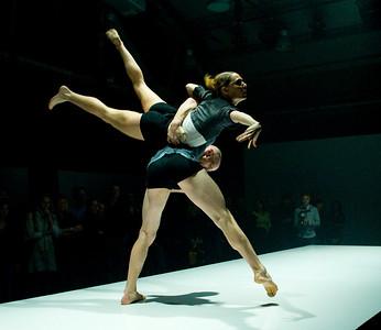 Cedar Lake Contemporary Ballet, INSTALLATION, Jan. 10, 2010 Part 2