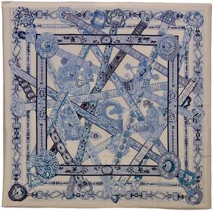 Songe de la Licorne - CS140 - white Blue - NWCTS - 1611201635