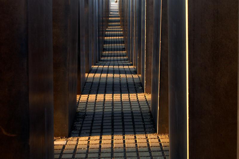 Holocaust memorial.
