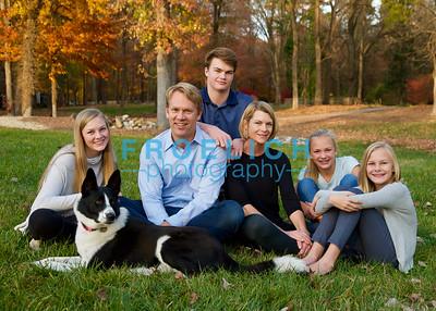 Andersen Family 2016