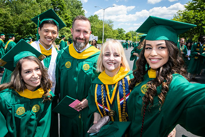 2019 College of Science Degree Celebration
