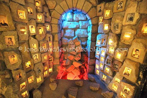 WEST BANK, Hebron. Hebron Martyrs Museum. (3.2012)