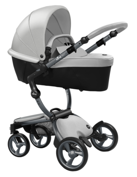 Mima_Xari_Product_Shot_Argento_Graphite_Chassis_Stone_White_Carrycot.png