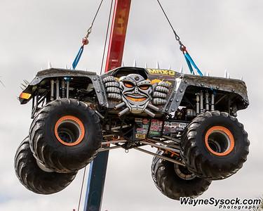 2015-01-24 Monster Truck Jam