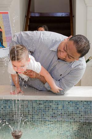 Christian Koenig Baptism