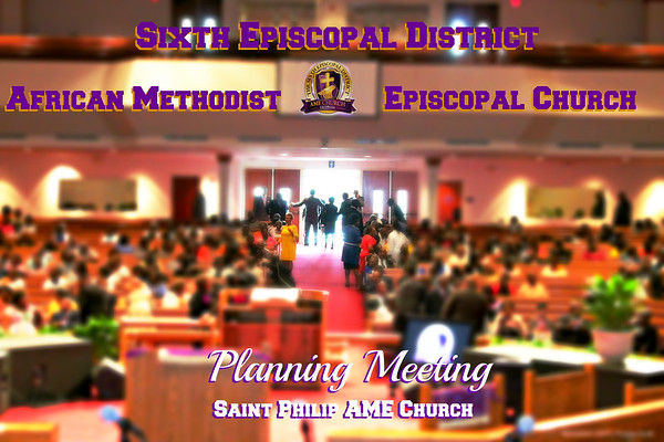 6th Episcopal District Planning Meeting