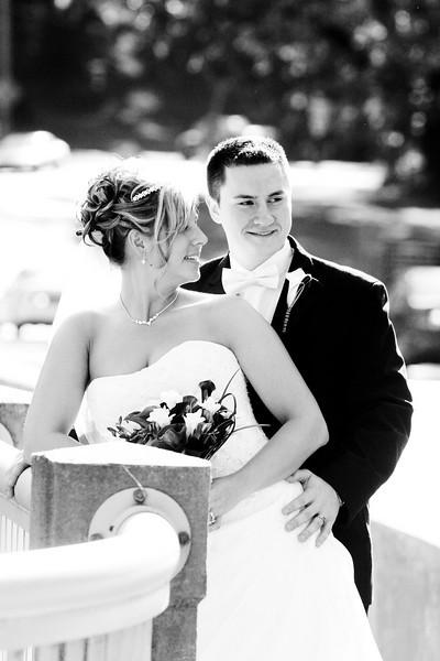 October 9, 2010 - Lauren and Gary