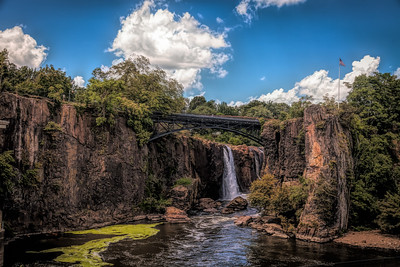 NJ-Passaic-Paterson Falls 2020