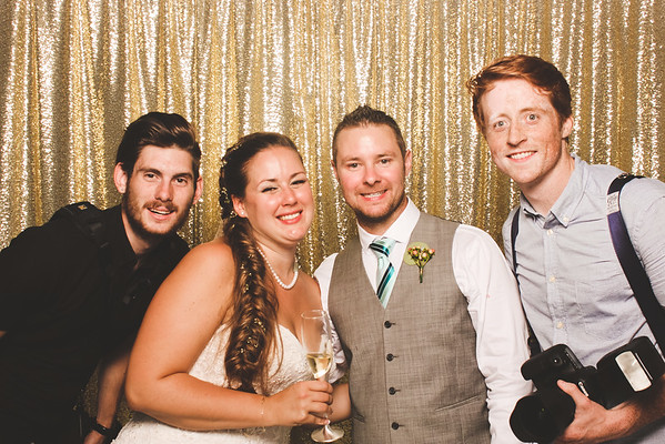 Jason + Carly Photo Booth