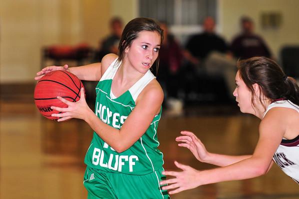 Hokes Bluff v. Sand Rock, November 27, 2012