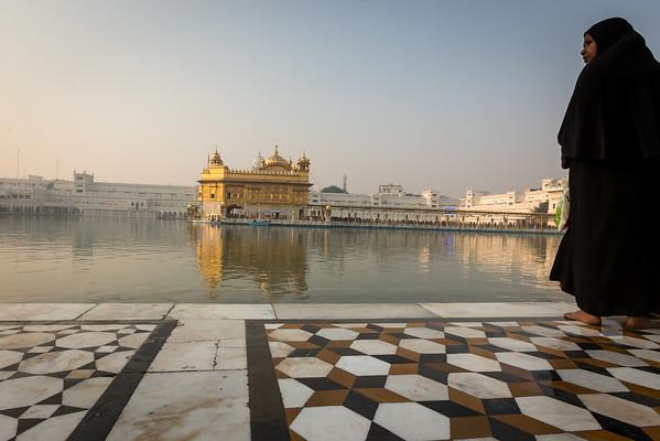 Land of the Sikhs, Punjab, India