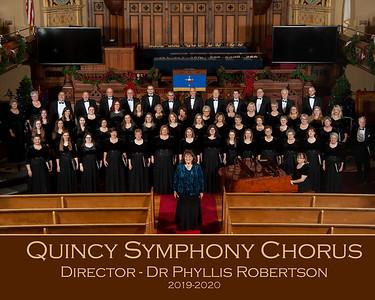 Qcy Symphony Chorus - 2019-2020