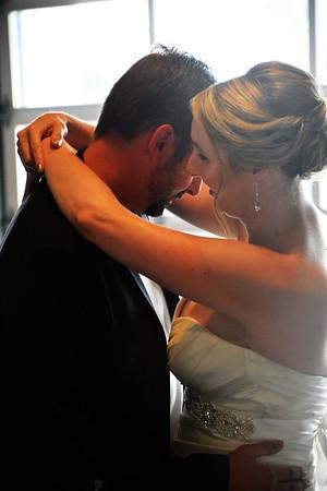 Ashley and Mark wedding celebration
