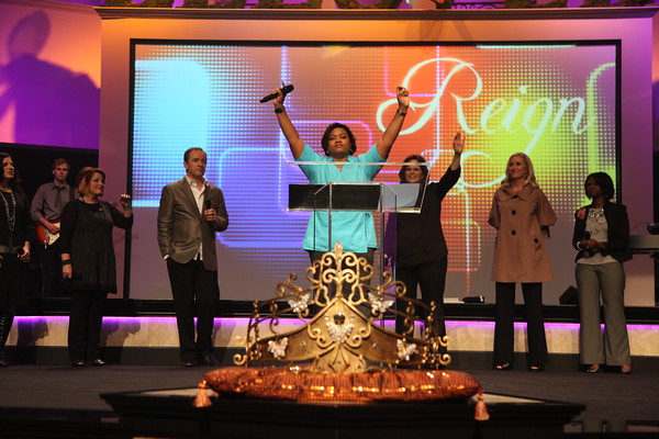Covenant Church : Beloved REIGN - 3/24-3/26/11