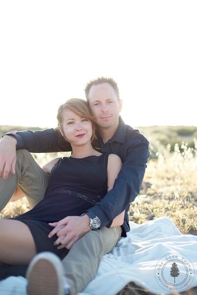 Andrew and Rachelle
