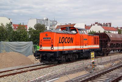 LOCON = LOCON LOGISTIK & CONSULTING AG