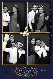 Amita and Amir's Engagement Party