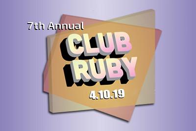 2019-04-10 MSU Club Ruby