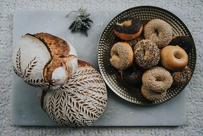 Renate Makes: Finished Bread + Bagels