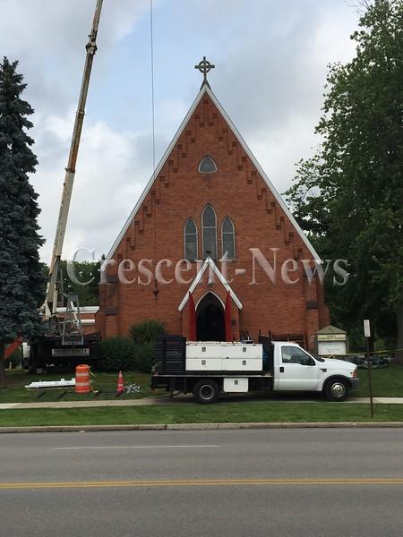 06-30-15 NEWS, Grace Episcopal construction, TM