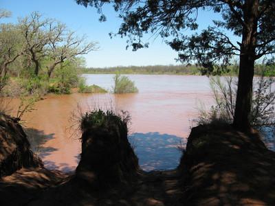 2007_04_01 Red River Texas/Oklahoma