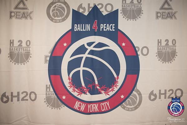 H20's Ballin' 4 Peace