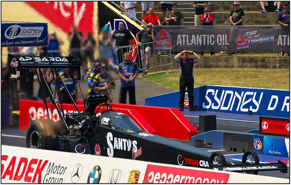 Top Fuel Racing