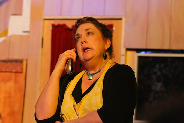 'Noises Off' BarnArts Performance