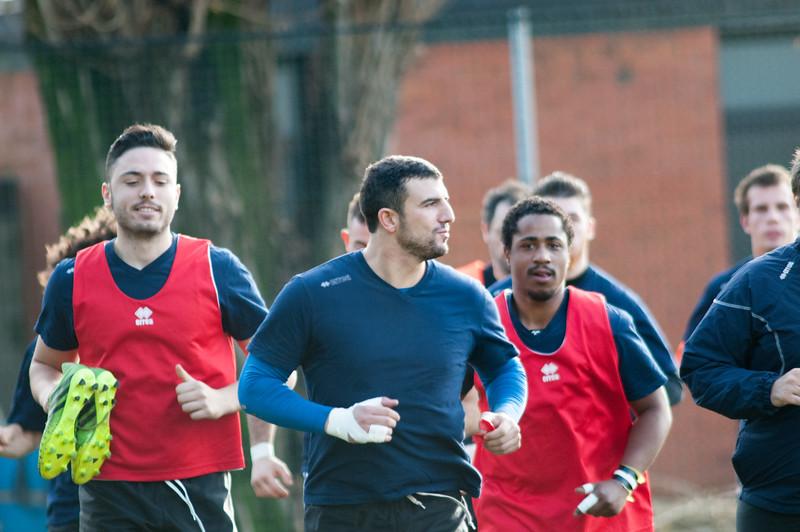 2014.12.07 - ASD Rugby Lainate vs. ASD Rugby Cernusco